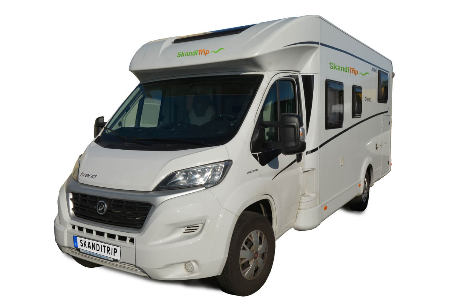SkandiTrip small motorhome model